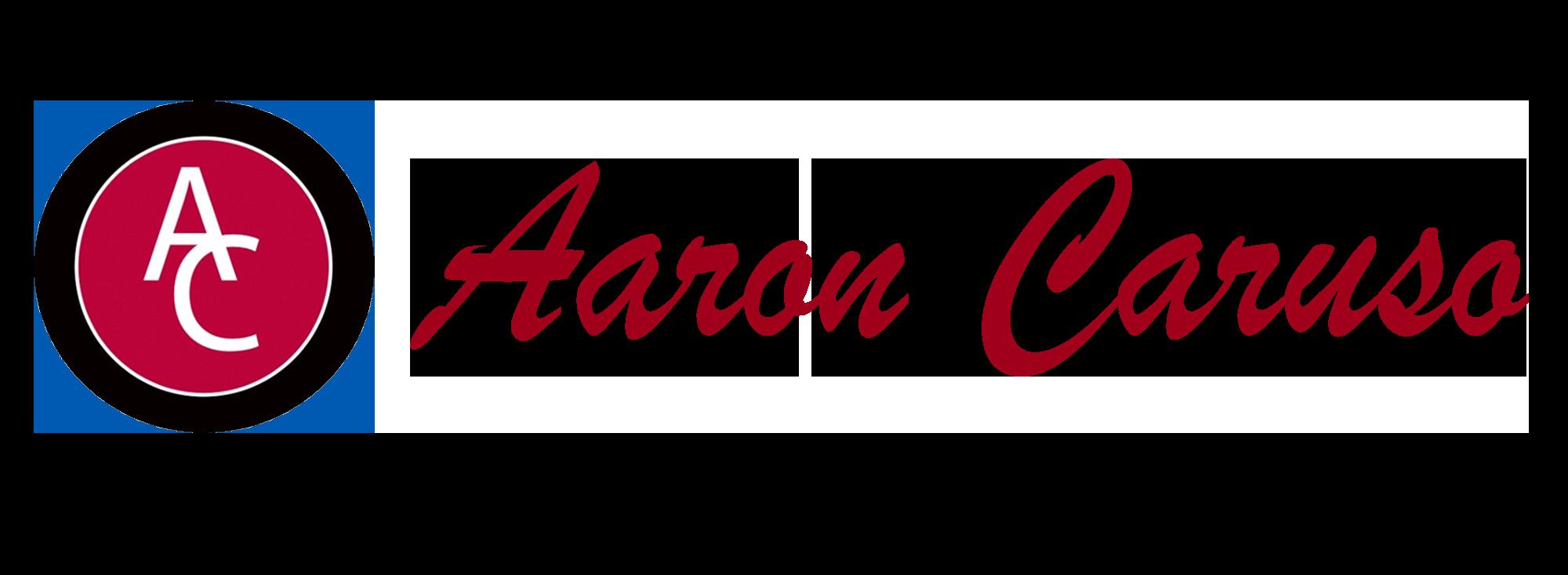 Aaron Caruso Official Website